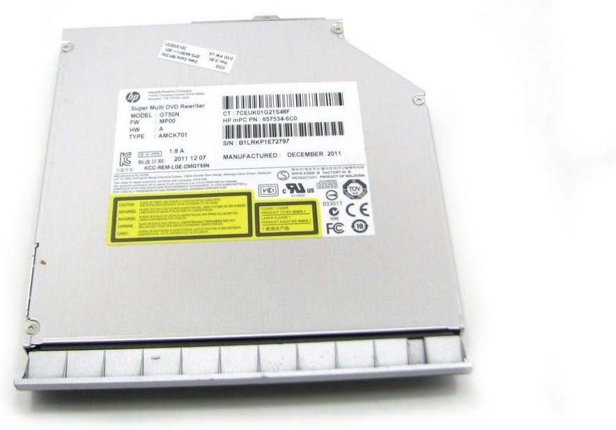 HP CD DVD Burner Writer Player Drive Elitebook 8460P 8470P Laptop