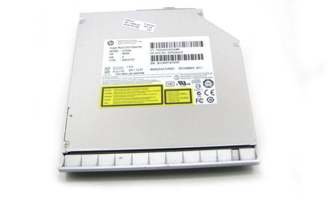 CD DVD Burner Writer Player Drive for HP Elitebook 8460P 8470P Laptop
