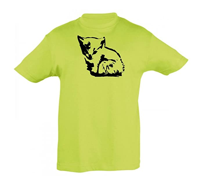 2Store24 Camiseta Niños Gatos Niño para Niños y Niñas: Amazon.es ...