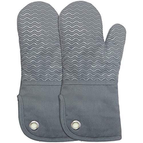 Silicone Resistant Non Slip Quilting Grilling