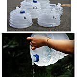 Product review for Yosoo 3L/5L/10L Collapsible Camping Emergency Survival Water Storage Carrier Bag Container Supply