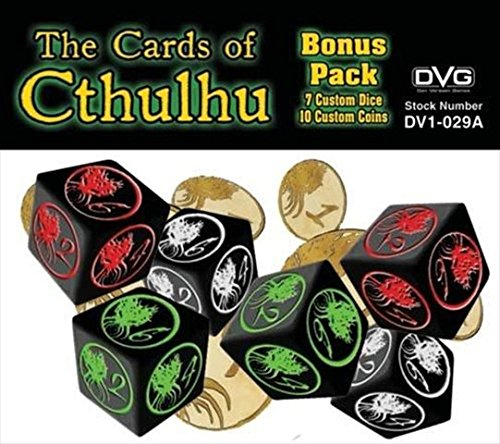 Dan Verssen Games -029A The Cards Of Counthulhu - Bonus Bonus Bonus Pack by Dan Verssen Games c1da72
