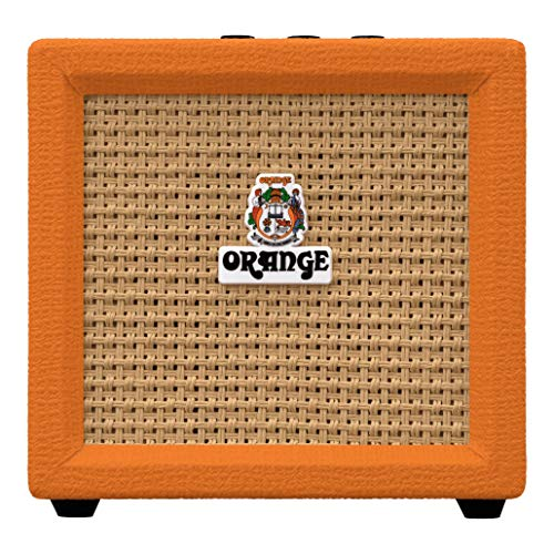 (Orange Crush Mini 3-Watt Micro Amp - Orange)