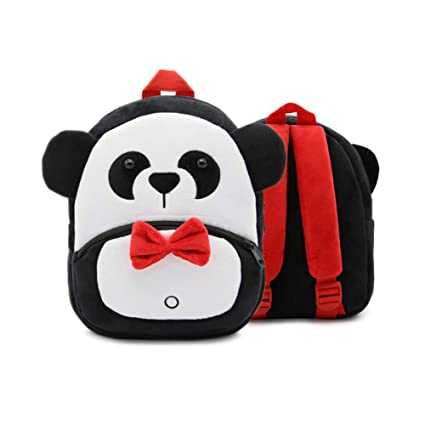 7175489688287d Sasitober One Pack Plush Backpack Cute Cartoon Animal Baby Backpack Plush  Toy Backpack Animals Series Travel