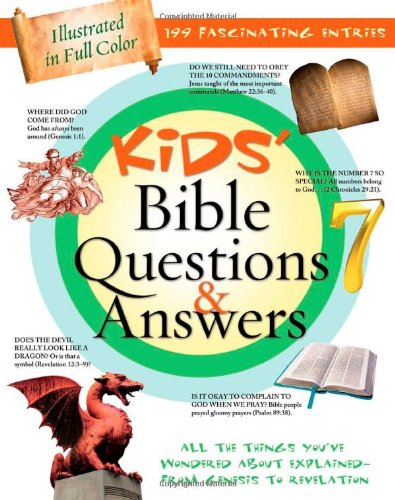Kids' Bible Questions & Answers (Kids' Guide to the Bible)