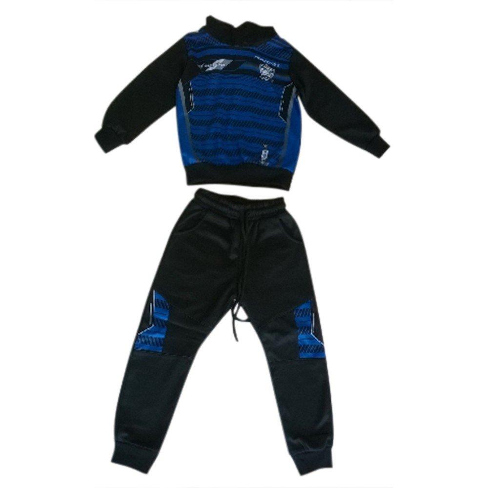 Fashion - Chándal - para niño negro 6 años: Amazon.es: Ropa y ...