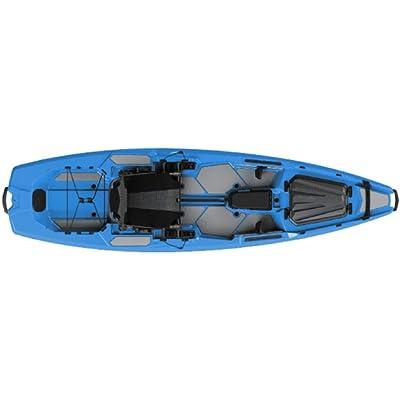Bonafide SS107 Sit on Top Fishing Kayak