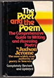 The Poet and the Poem, Judson Jerome, 0911654704