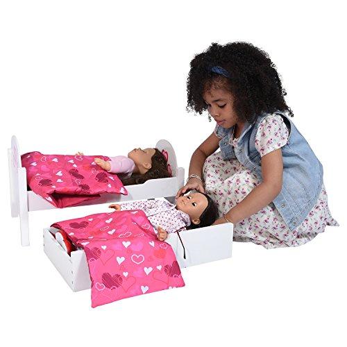 Buy american girl doll bed