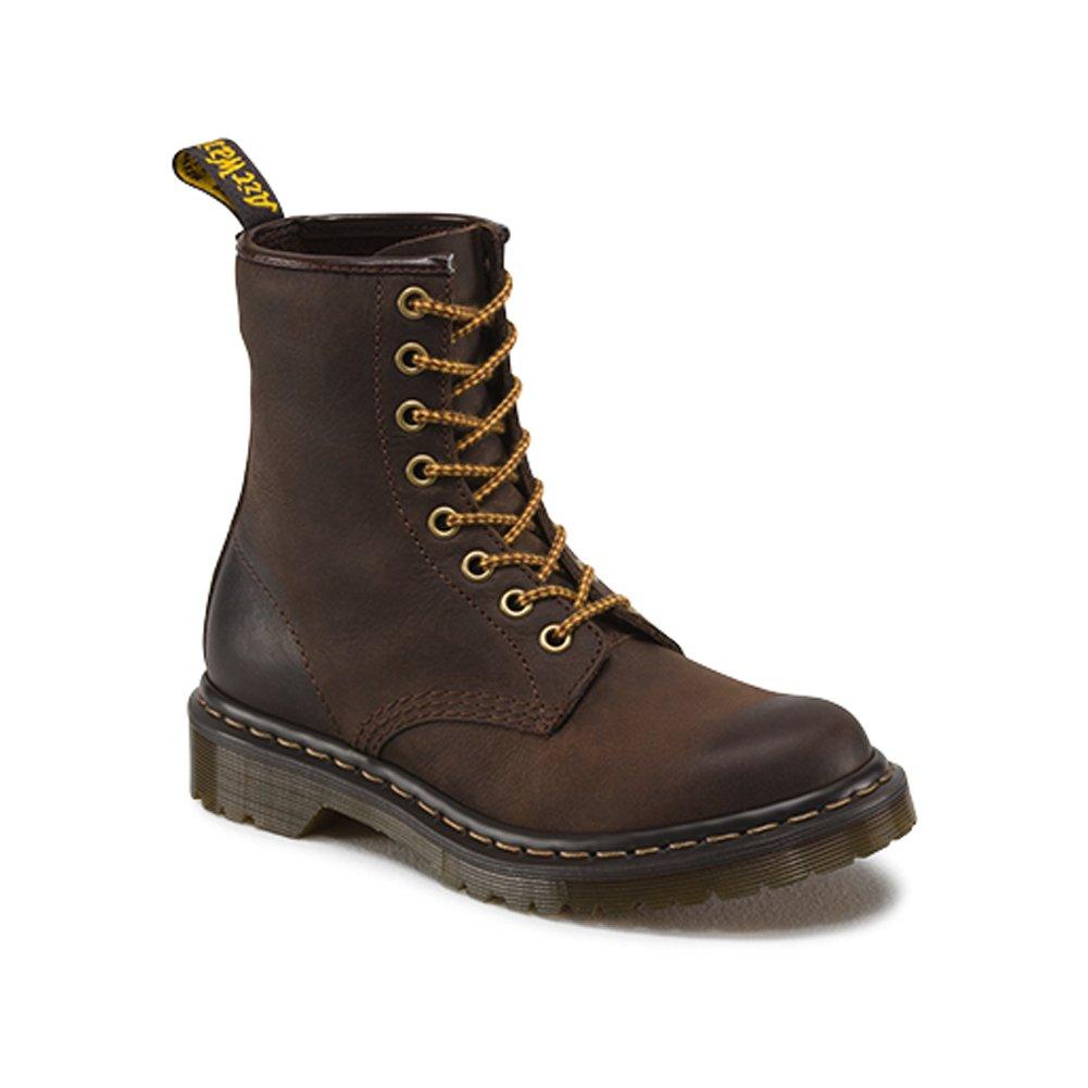 Dr. Martens 1460 Smooth, Unisex-Erwachsene Braun Combat Stiefel, Braun Unisex-Erwachsene 04b864