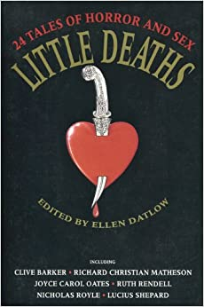 Book Little Deaths, 24 Tales of Horror and Sex