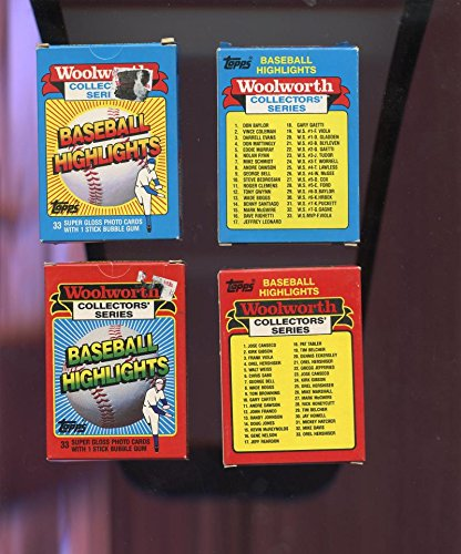 2-1988-1989-topps-baseball-card-highlights-woolworth-complete-set-box-factory