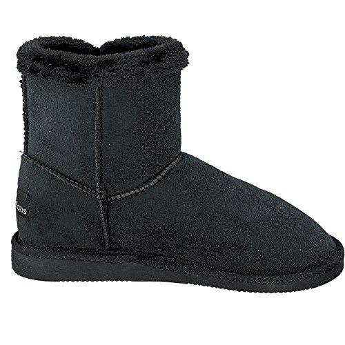 Canadians Boots, Botines para Mujer negro