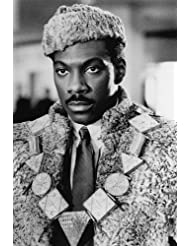 Eddie Murphy in Coming to America portrait in robes 24x36 Poster