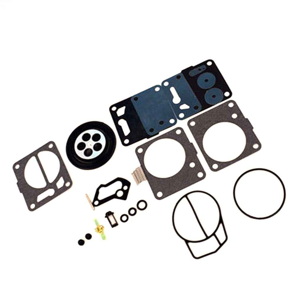 Bobury Carburatore Carb Rebuild Kit per Sea Doo Mikuni 650 717 720 787 800 SP GS GTX HX XP SP Accessori Engine
