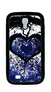 Custom made Case/Cover/ case for samsung galaxy s4 4d - Withered tree with red heart leaves
