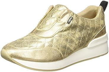 Walrus WN3005 Zapatillas para Mujer, color Oro, 22
