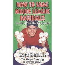 How To Snag A Major League Baseball