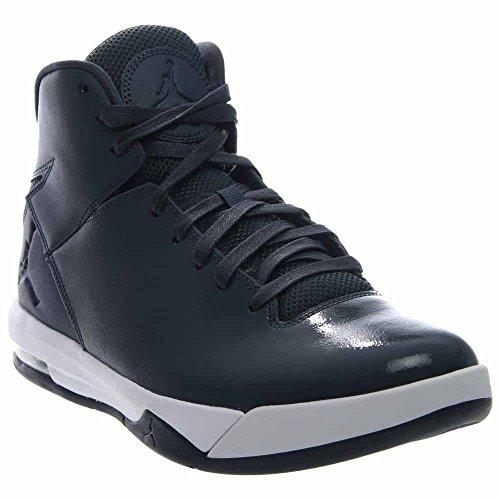 c822b46e477 Jordan Men s Flight Origin 2 Black White Wolf Grey Basketball Shoe 11 Men US