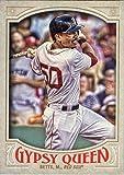 Mookie Betts (6) Assorted Baseball Cards Bundle