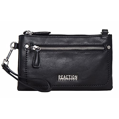 53d8f89f5134f durable modeling Kenneth Cole Reaction Hillary Mini Cross body bag and  Wristlet
