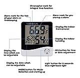 HTC Instrument 103-CTH Digital Indoor Hygrometer