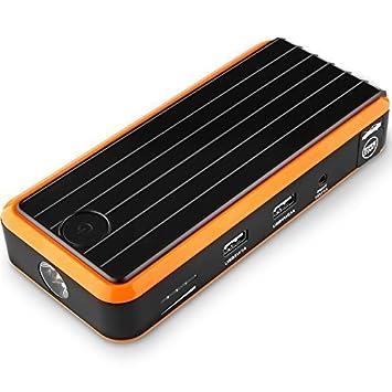 AUKEY 12000mAh Adaptador Batería Externa Multifunción ...