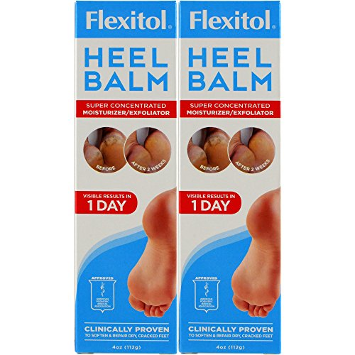 Flexitol Heel Balm Tub Rich Moisturizing & Exfoliating Foot ()
