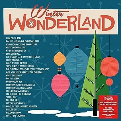 57f3065e18b Winter Wonderland  VINYL   Amazon.co.uk  Music