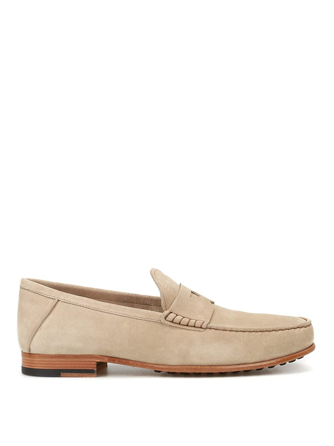 - TOD'S Men Mocasines - Beis Loafers & Slippers