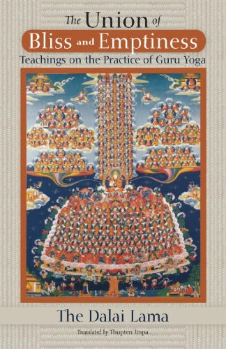 The Union Of Bliss And Emptiness: Teachings On The Practice Of Guru Yoga