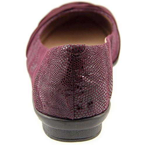 Easy Spirit e360 Katerina Mujer Grande Lona Zapatos Planos
