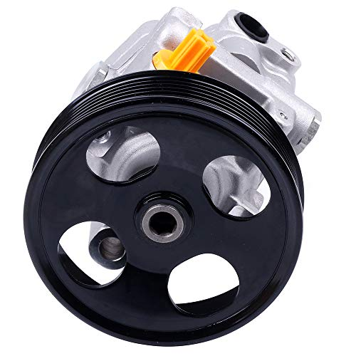 Power Pump Steering Subaru - ECCPP 21-5443 Power Steering Pump Power Assist Pump Fit for 2001 2002 2003 2004 Subaru Outback