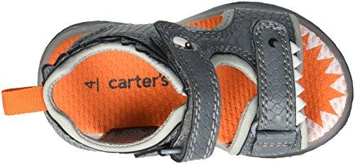 Pictures of Carter's Kids Funny Boy's Light-Up Sandal 5.5 M US 2