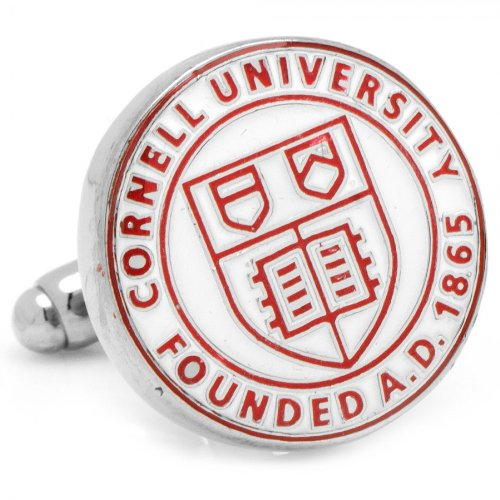 Officially Licensed NCAA Cornell University Collegiate Cufflinks