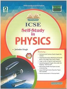 ICSE Self - Study in Physics
