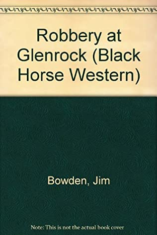 book cover of Robbery At Glenrock