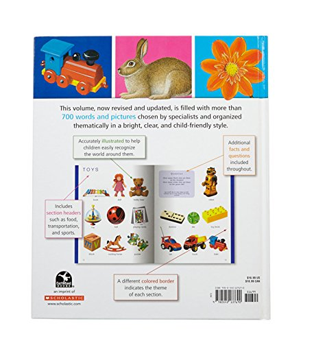 Scholastic First Picture Dictionary - Revised by Cartwheel