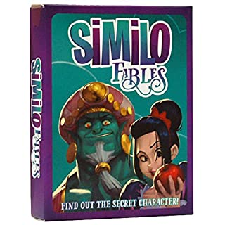 Similo Fables: A Cooperative Deduction Card Game Featuring Characters from Fables