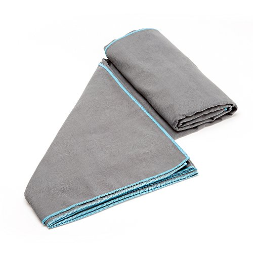 Microfiber Sports Towel, Quick Drying Suitable for Camping, Gym, Beach, Swimming, Backpacking