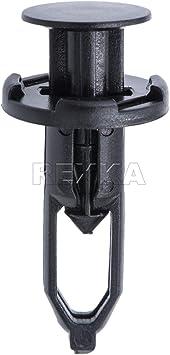 100 Pcs Grille Bumper Retainer Fastener Clip for Lexus IS F LS600h LX570 RX350