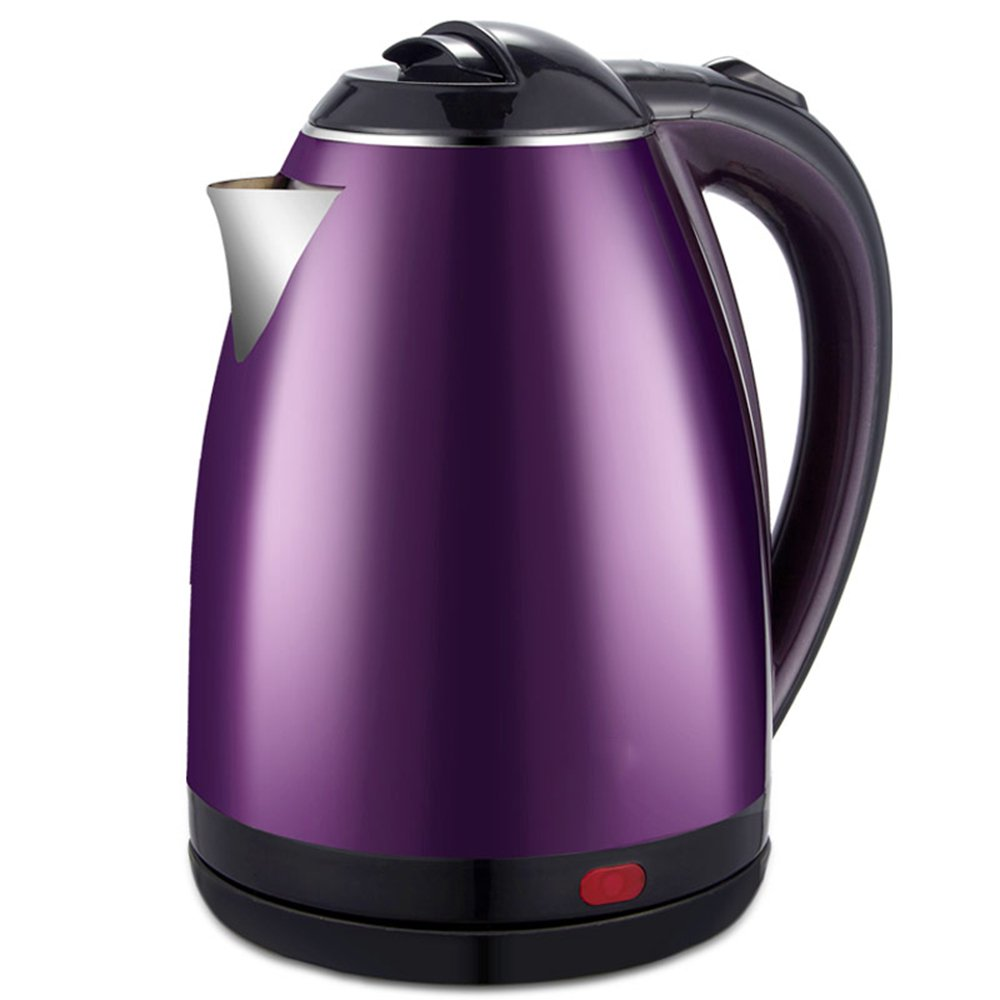 220V 1500W 2.0L Stainless Steel Electric Kettle by happybeefalo