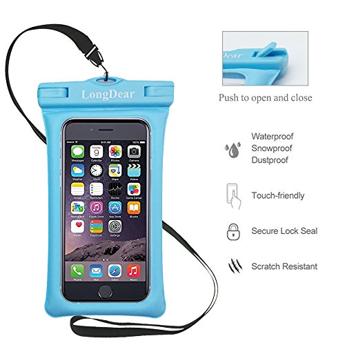 Universal Floating Waterproof Case Cell Phone Pouch Dry