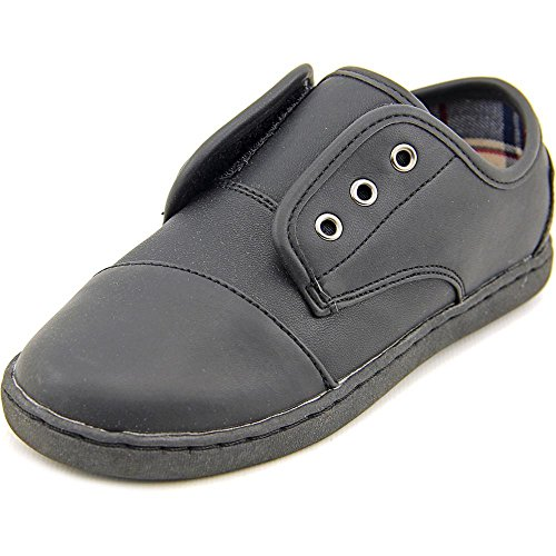 Toms Paseo Youth US 11 Black Sneakers