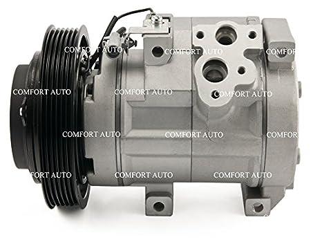 Amazon.com: 2003 2004 2005 2006 2007 2008 Toyota Matrix 1.8L New A/C AC Compressor with Clutch 1 Year Warranty: Automotive
