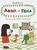 """Afficher """"Anna et Froga n° 2 Qu'est-ce qu'on fait maintenant ?"""""""
