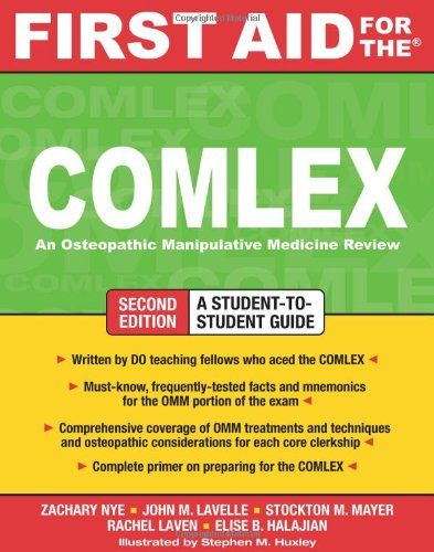 First-Aid-for-the-COMLEX-Second-Edition-First-Aid-Series