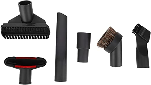 AUNMAS 6 unids/Lote Accesorios para aspiradoras Aspirador de succión Adaptador de Cepillo Kits de reemplazo Accesorios de aspiración universales Juego de Limpieza para el Cuidado del Piso: Amazon.es: Hogar