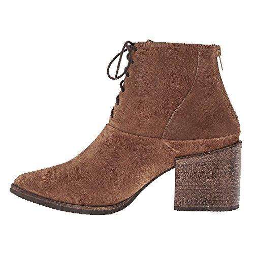 Matisse Ridge Open Toe Leather Wedge Sandal Tan UueFXUkT