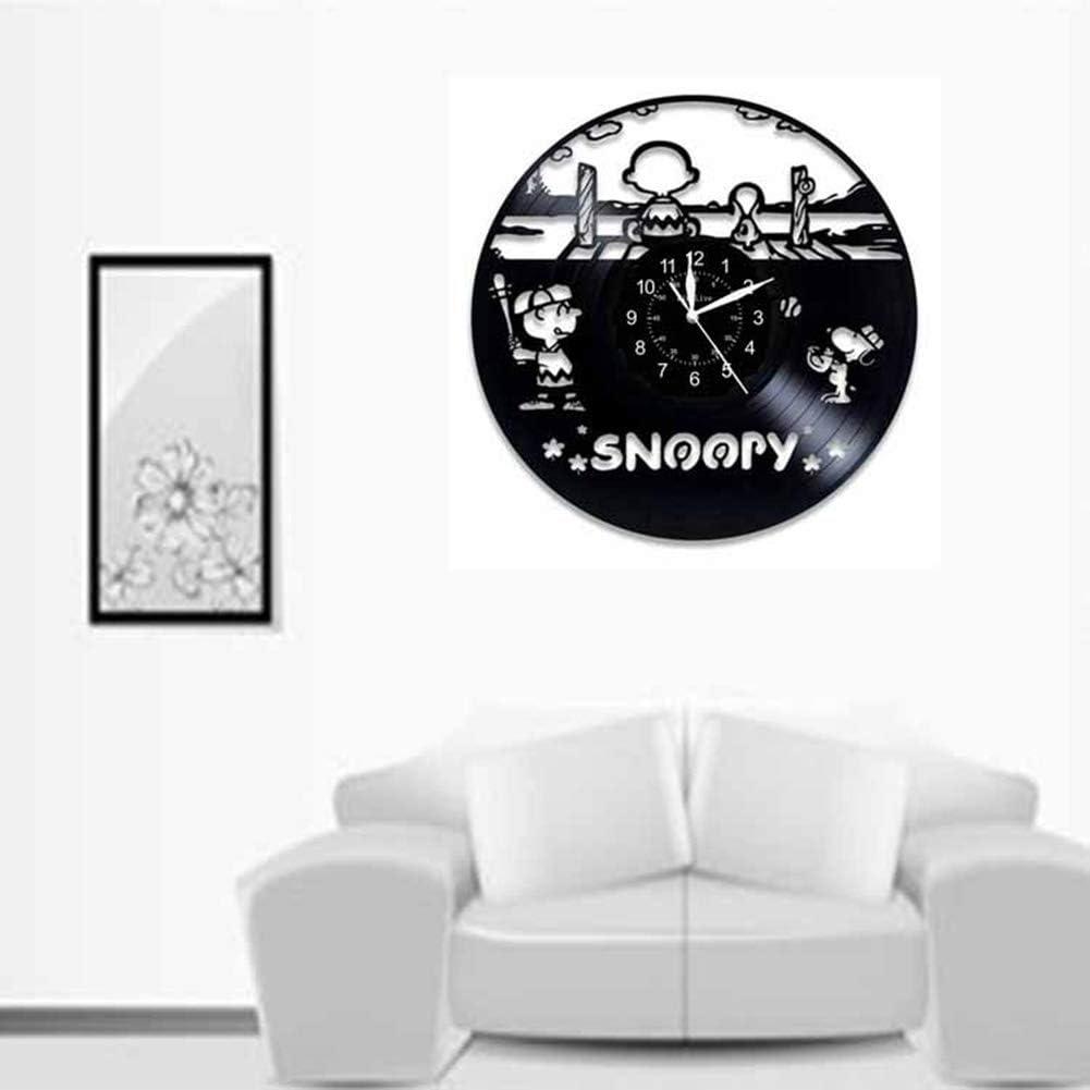 Amazon.com: XUEXIONGSP Vinyl Record Wall Clock - Kids Room Wall